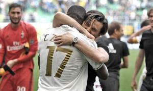 """Milan - Derby show con pareggio all'ultimo secondo, Montella: """"Vogliamo l'Europa già quest'anno"""""""