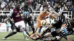 Puntuaciones Newcastle United vs Aston Villa