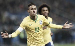 Brasil joga bem, quebra tabu e vence França de virada