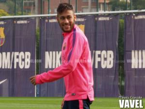 Neymar Jr, baja ante el Getafe