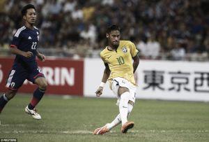 Brasil baila al ritmo de Neymar