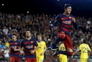 Barcellona - BATE Borisov, 3-0: i blaugrana consolidano il primo posto