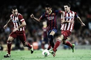 Barcelona vs Atletico Madrid: Chasing pack aim to keep pace with Real