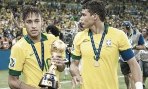 Thiago Silva criticises Neymar and Dunga after losing captaincy of Brazilian national team