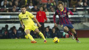 Neymar deja sin premio a un buen Villarreal
