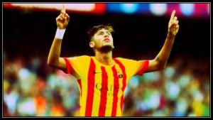 Neymar vient en aide au Barça