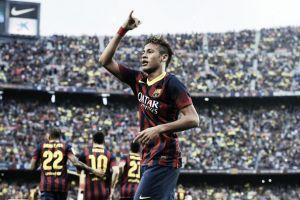"Neymar: ""Espero que Messi se recupere pronto"""