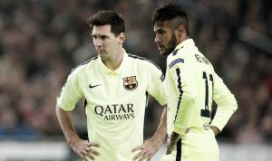 Neymar & Messi left off the squad for Barcelona tour of the USA