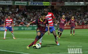 Las entradas para el Granada CF - FC Barcelona, de 100 a 150 euros para los no abonados