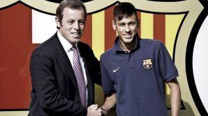 """Sandro Rosell: """"Tito pidió adelantar la llegada de Neymar"""""""