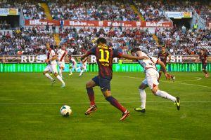 Fotogalería: Rayo Vallecano - FC Barcelona, en imágenes