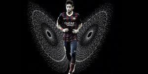 Neymar Jr, a solo dos centímetros