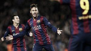 Neymar, otra vez decisivo
