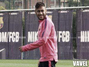 Neymar recibe el premio Samba Gold 2014