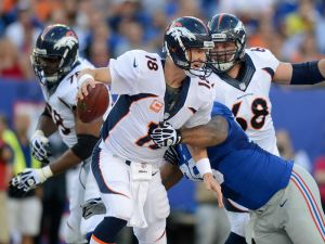 I Broncos ospitano i Raiders nel Monday Night