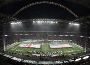 Can the NFL work in England on a regular basis?