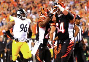 NFL, Steelers battuti dai Bengals nel Monday Night