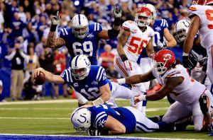 NFL Wild Card - Incredibile rimonta dei Colts, fuori gli Eagles