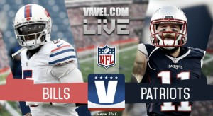 Buffalo Bills vs New England Patriots Live Stream, Update and Result of the 2016 NFL Regular Season (16-0)