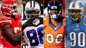 NFL Tag Deadline: Notables tagged/not tagged