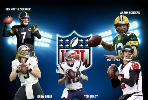 NFL Top-10: Quarterbacks