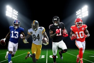 NFL: Early look at wide receivers
