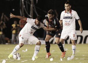 San Lorenzo sai na frente, mas Nacional empata no fim e deixa final da Libertadores em aberto