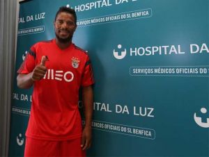 Benfica Seal Eliseu Deal