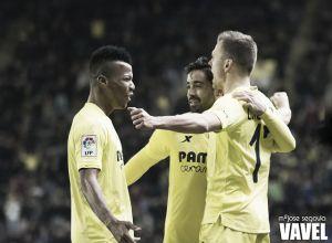 Villarreal - Athletic: puntuaciones del Villarreal, 19ª jornada