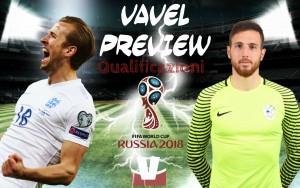 Qualificazioni Russia 2018 - Wembley abbraccia l'Inghilterra, arriva la Slovenia