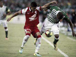 Atlético Nacional vs. Santa Fe: los verdes se juegan su última esperanza