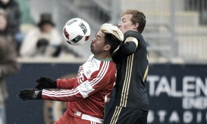 New England Revolution host the Philadelphia Union