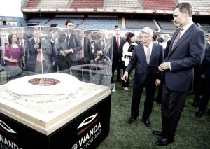 Una despedida real para el Vicente Calderón