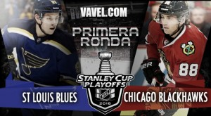St. Louis Blues - Chicago Blackhawks: igualdad, excepto en postemporada