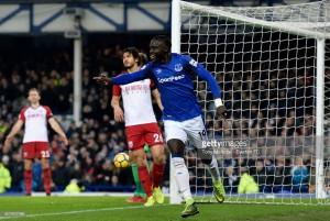 Everton 1-1 West Bromwich Albion: Niasse leveller spares Big Sam's blushes