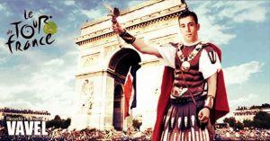 El 'Emperador Nibali', dueño y señor de la Galia