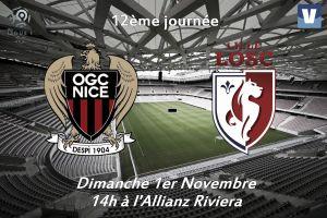 [Live Ligue 1]: Nice-Lille en direct 0-0