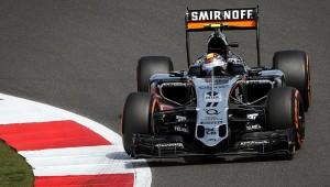 Force India se prepara para el Gran Premio de Australia de 2016
