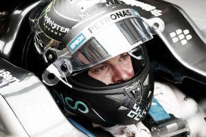 """Nico Rosberg: """"Tenía que arriesgar y cometí el error"""""""