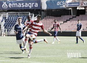 Caparrós cita a dos jugadores del filial para el partido frente al Córdoba