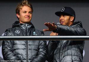 """Nico Rosberg: """"Está claro que los otros han acelerado el paso"""""""