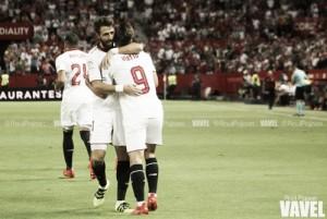 """Pareja: """"Después de nuestro gol tuvieron minutos de empuje"""""""