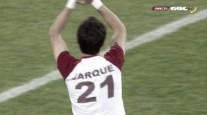 Nico Pareja se acuerda de Dani Jarque al ganar la Europa League