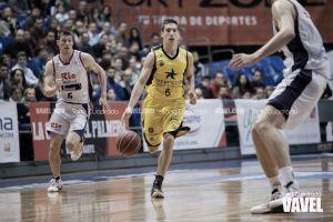 Iberostar Tenerife recupera sensaciones desde el triple