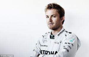 """Nico Rosberg: """"No me sentí totalmente seguro con el coche. No puedo estar contento"""""""