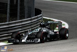 No hay quien pare a los Mercedes en Monza