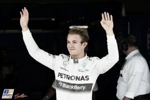 """Nico Rosberg: """"Seguiré empujando tanto como pueda"""""""