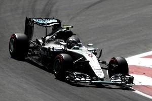 Rosberg primer 'poleman' en Bakú