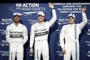 Nico Rosberg se acerca al título consiguiendo la pole en Abu Dhabi