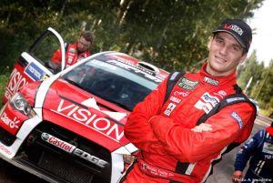 Nicolas Fuchs y RMC, juntos en el WRC2 en 2014